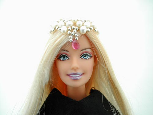 Tiara for Barbie Doll