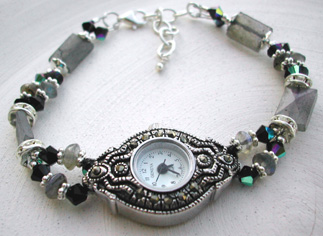 Labradorite Loveliness Watch